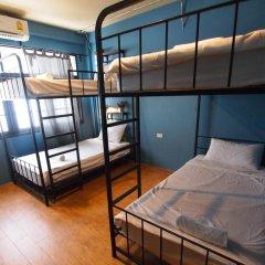Niras Bankoc Cultural Hostel Кровать в общем номере с двухъярусной кроватью фото 4