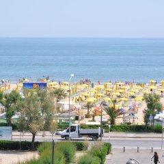 Отель Diamond Италия, Римини - отзывы, цены и фото номеров - забронировать отель Diamond онлайн пляж фото 2
