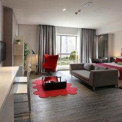 Ramada Hotel & Suites by Wyndham JBR 4* Стандартный номер с различными типами кроватей фото 2