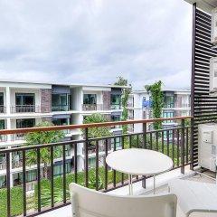 Отель The Title Comfort Condotel балкон