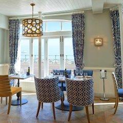 Отель Brighton Harbour Hotel & Spa Великобритания, Брайтон - отзывы, цены и фото номеров - забронировать отель Brighton Harbour Hotel & Spa онлайн питание фото 2