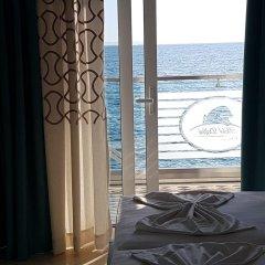 Отель Delfini Албания, Саранда - отзывы, цены и фото номеров - забронировать отель Delfini онлайн комната для гостей