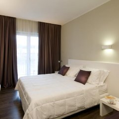 Отель Isola Sacra Rome Airport 4* Стандартный номер с двуспальной кроватью фото 7