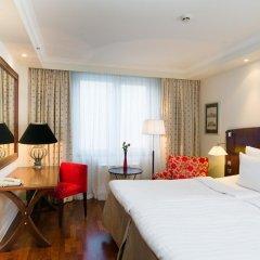 Гостиница Sokos Olympia Garden 4* Улучшенный номер с двуспальной кроватью фото 6