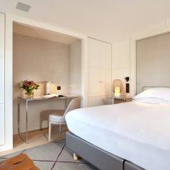 Отель Hôtel Opéra Richepanse 4* Люкс с различными типами кроватей фото 12