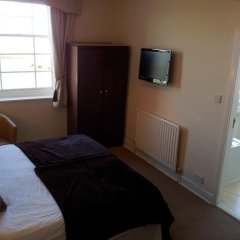 The Park Hotel Tynemouth 3* Номер Премиум с разными типами кроватей фото 2