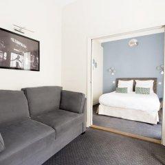 Hotel des Batignolles 3* Номер категории Эконом с различными типами кроватей