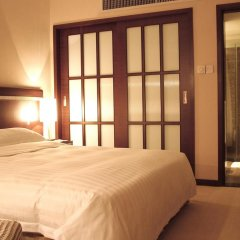 Rosedale Hotel and Suites Guangzhou 3* Номер Делюкс с разными типами кроватей
