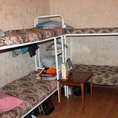 Hostel Preobrazhensky Кровать в общем номере с двухъярусной кроватью