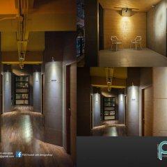 POD Hostel & Designshop интерьер отеля