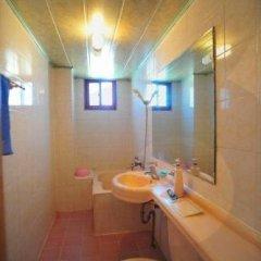 Отель Donggung Motel Южная Корея, Пхёнчан - отзывы, цены и фото номеров - забронировать отель Donggung Motel онлайн ванная