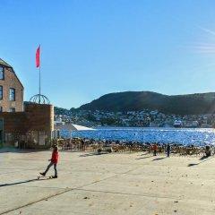 Апартаменты Bergen Quality Apartment спортивное сооружение