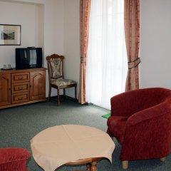 Отель Pension Villa Rosa 3* Люкс с различными типами кроватей фото 11