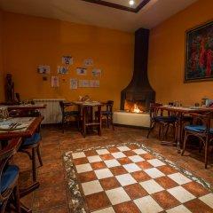 Отель Villa Petra питание