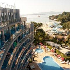 Hotel Kamenec - Kiten балкон