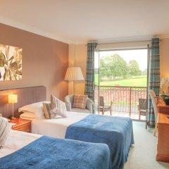 Woodbury Park Hotel 4* Стандартный номер с различными типами кроватей фото 3