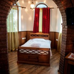 Отель Castle Park Албания, Берат - отзывы, цены и фото номеров - забронировать отель Castle Park онлайн комната для гостей фото 5