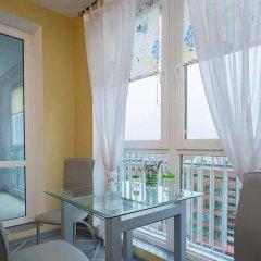Апартаменты Crown Apartments - Minsk Минск балкон