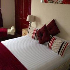 Kipps Brighton Hostel Стандартный номер с различными типами кроватей фото 5