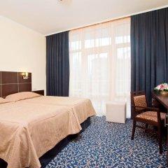 Гостиница Kompass Hotels Cruise Gelendzhik 4* Стандартный номер с различными типами кроватей фото 4