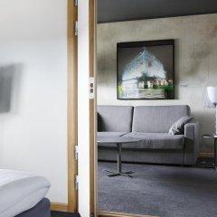 Comfort Hotel RunWay 3* Стандартный семейный номер с двуспальной кроватью фото 2