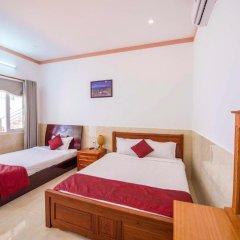 Отель Hanh Ngoc Bungalow 2* Стандартный номер с различными типами кроватей фото 3