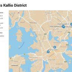 Отель Experience Living Urban Apartments Финляндия, Хельсинки - 4 отзыва об отеле, цены и фото номеров - забронировать отель Experience Living Urban Apartments онлайн спортивное сооружение