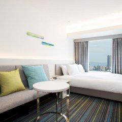 Hotel Nikko Osaka 4* Улучшенный номер с различными типами кроватей фото 4