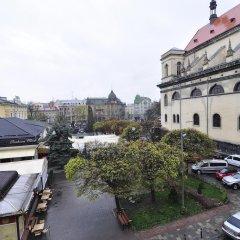 Voyager Hostel Львов парковка