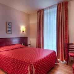 Отель Hôtel De Paris Opera 2* Стандартный номер с различными типами кроватей фото 5