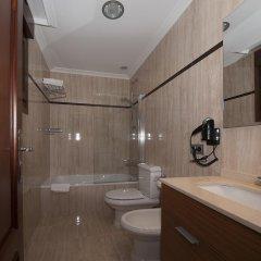 Отель Pensión Residencia A Cruzán - Adults Only 3* Стандартный номер с различными типами кроватей фото 13