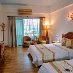 Green Hotel Nha Trang 3* Улучшенный номер фото 13