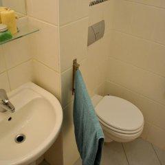 Отель Caesar Apartman ванная