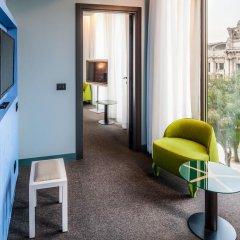 Hotel Glam Milano 4* Полулюкс с различными типами кроватей фото 2