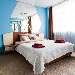Гостиница Америго 3* Стандартный номер с двуспальной кроватью