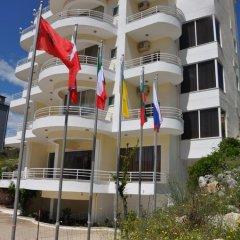 Отель Oskar Албания, Саранда - отзывы, цены и фото номеров - забронировать отель Oskar онлайн приотельная территория