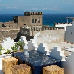 Отель Dar Nour Марокко, Танжер - отзывы, цены и фото номеров - забронировать отель Dar Nour онлайн пляж фото 2