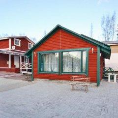 Гостиница Holiday Home Scandi Nordic в Выборге отзывы, цены и фото номеров - забронировать гостиницу Holiday Home Scandi Nordic онлайн Выборг вид на фасад фото 3