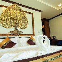 Отель Cabana Lipe Beach Resort 3* Улучшенный номер с различными типами кроватей фото 5