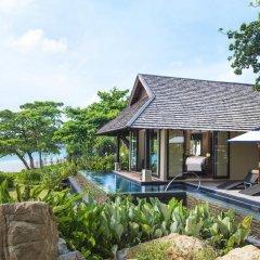Отель Vana Belle, A Luxury Collection Resort, Koh Samui 5* Люкс с различными типами кроватей фото 4