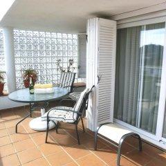 Отель Villa Nuri Бланес балкон