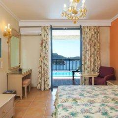 Paleo ArtNouveau Hotel комната для гостей