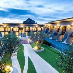 Отель The Phu Beach Hotel Таиланд, Краби - отзывы, цены и фото номеров - забронировать отель The Phu Beach Hotel онлайн бассейн фото 6