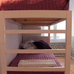 Lost Inn Lisbon Hostel Кровать в общем номере фото 9