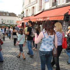 Отель Montmartre Village детские мероприятия