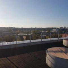 Апартаменты Cozy Studio Tower Вильнюс балкон