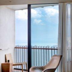 Отель Hilton Pattaya 5* Номер Делюкс с двуспальной кроватью фото 8
