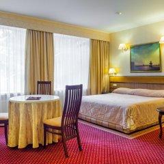 Гостиница Брайтон 4* Люкс с двуспальной кроватью фото 3