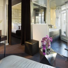 Отель Grand Hotel Saint Michel Франция, Париж - 1 отзыв об отеле, цены и фото номеров - забронировать отель Grand Hotel Saint Michel онлайн комната для гостей фото 2