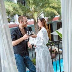 Отель Belle Maison Hadana Hoi An Resort & Spa - managed by H&K Hospitality. 4* Люкс с различными типами кроватей фото 5